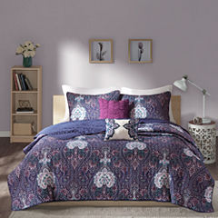 Intelligent Design Neeva Coverlet Set