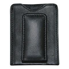 Buxton® Emblem Front-Pocket Wallet with Money Clip