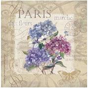 Thirstystone® Paris Flower Market Set of 4 Coasters