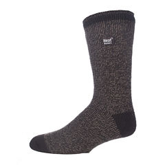 Heat Holders® Twist-Yarn Thermal Crew Socks