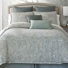 Liz Claiborne® Amhurst 4-pc. Paisley Comforter Set & Accessories