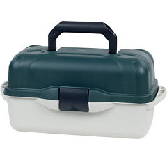 Wakeman 14-inch 2-Tray Tackle Box Organizer