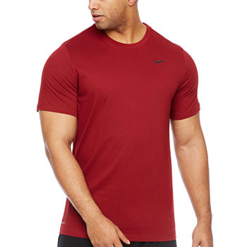 Nike big And Tall Mens Crew Neck Short Sleeve Moisture Wicking T shirt