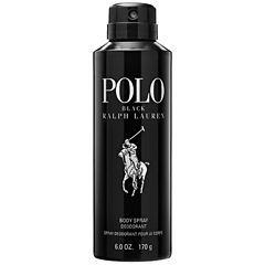Ralph Lauren Polo Black Deodorant Body Spray