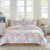 Mi Zone Jackie Coverlet Set