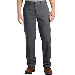 Dickies® Slim Straight Work Pants
