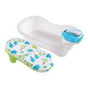 Summer Infant® Newborn to Toddler Bath Center and Shower - Neutral