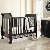 Savanna Bella Baby Furniture Collection - Black