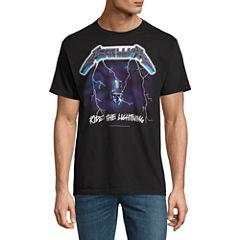 Metallica Ride the Lightning Graphic T-Shirt