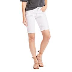 Levi's® Denim Bermuda Shorts