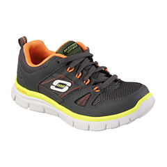 Skechers® Flex Advantage Boys Sneakers - Little Kids