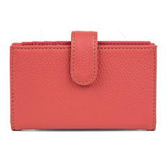 Mundi® Rio Leather Double Card Case Wallet