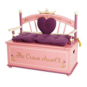 Levels of Discovery® Princess Bench Seat