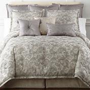 Royal Velvet® Adagio 4-pc. Comforter Set & Accessories
