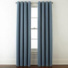 Curtain Panels Blue Energy Efficient Amp Blackout For Window