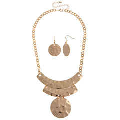 Mixit Womens 2-pc. Necklace Set