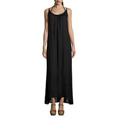 a.n.a Solid Swimsuit Cover-Up Dress