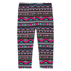 Total Girl Knit Capris - Big Kid