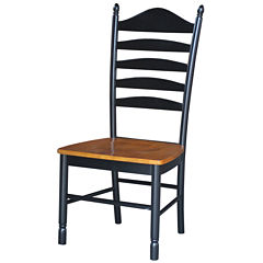 Tall Ladderback 2-pc. Side Chair