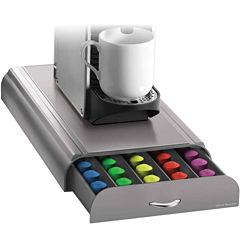 Mind Reader Nespresso 50 Capacity Capsule Drawer