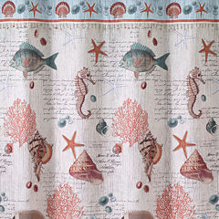 Avanti® Seaside Vintage Shower Curtain