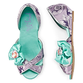 Disney Collection Ariel Costume Shoes Girls 2 13