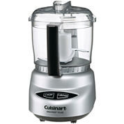 Cuisinart® Chrome Mini-Prep® Plus Food Processor