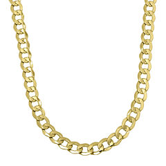 Made in Italy Mens 14K Yellow Gold 22