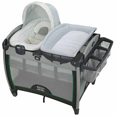 Graco Quick Connect Playard with Portable Bouncer