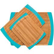 Lipper Bamboo 3-pc. Cutting Board Set