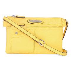 Rosetti® Cash & Carry Mini Pockets Crossbody Bag