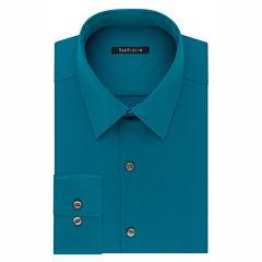 Van Heusen Van Heusen Flex Collar Cool Collar Slim Fit Long Sleeve Dress Shirt
