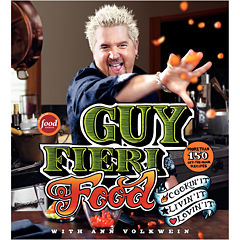 Guy Fieri Food Cookin' It Livin' It Lovin' It
