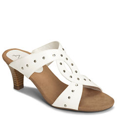 A2 by Aerosoles Powssibility Womens Heeled Sandals