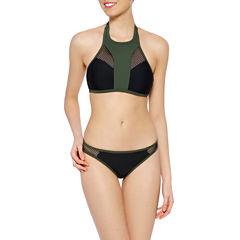 Xersion High Neck Top or Hipster Bottom