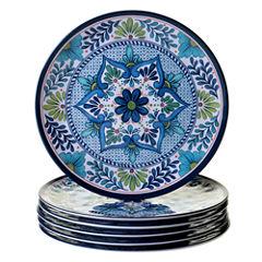 Certified International Talavera 6-pc. Dinner Plate
