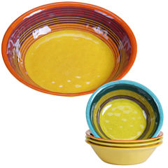 Certified International Salad Bowl