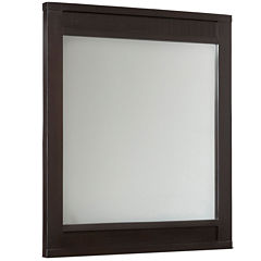 Grapevine Portrait Mirror