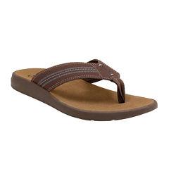 Clarks® Beayer Walk Mens Flip Flops
