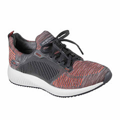 Skechers Bobs Squad Womens Sneakers