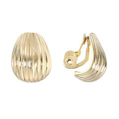 Monet Jewelry Clip On Earrings