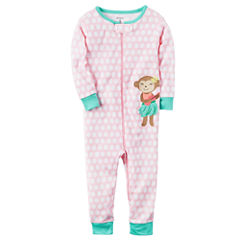 Carter's One Piece Pajama-Baby Girls