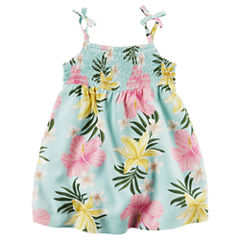 Carter'sDress and Bloomers- Baby Girls