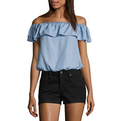 Arizona Off Shoulder Top- Juniors