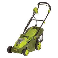 Sun Joe iON 40V Hybrid Cordless or Electric 16-Inch Lawn Mower