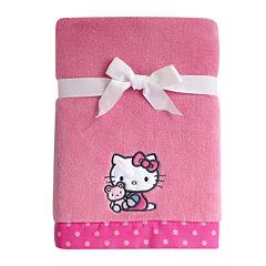 NoJo® Sanrio - Hello Kitty Fleece Blanket Comforters