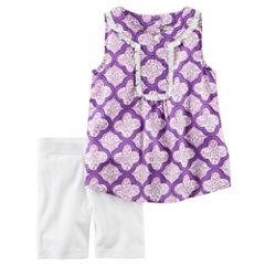 Carter's 2-pc. Pant Set Girls