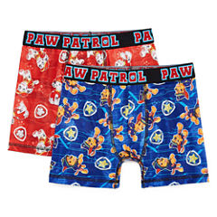 2-pc. Paw Patrol Boxer Briefs Big Kid Boys