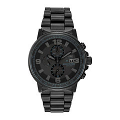 Citizen® Eco-Drive® Mens Black Watch CA0295-58E