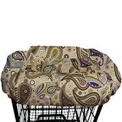 The Peanut Shell® Shopping Cart Cover - Devon